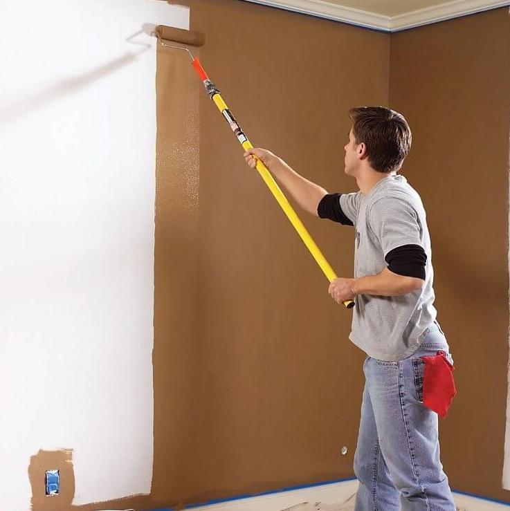 repaint home interior
